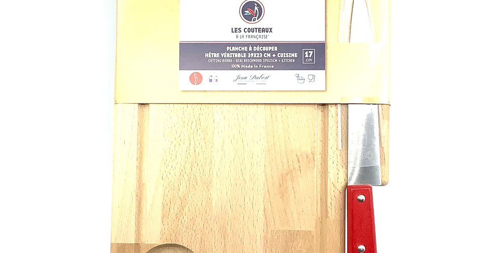 Planche A Découper+Couteau, Jean Dubost