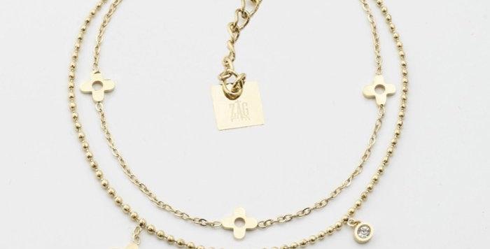 Bracelet Borgia, Zag