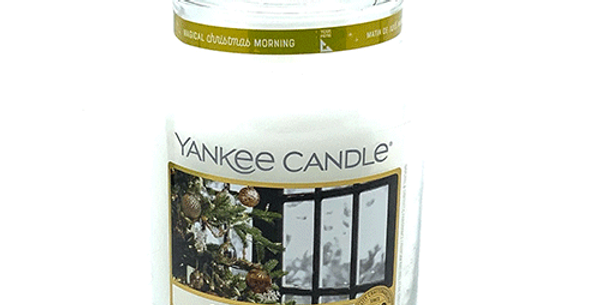 Bougie Première Neige, Yankee Candle