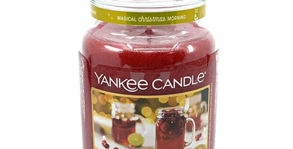 Bougie Smoothie de Noël, Yankee Candle