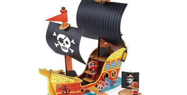 Bateau de Pirates, Story, Janod