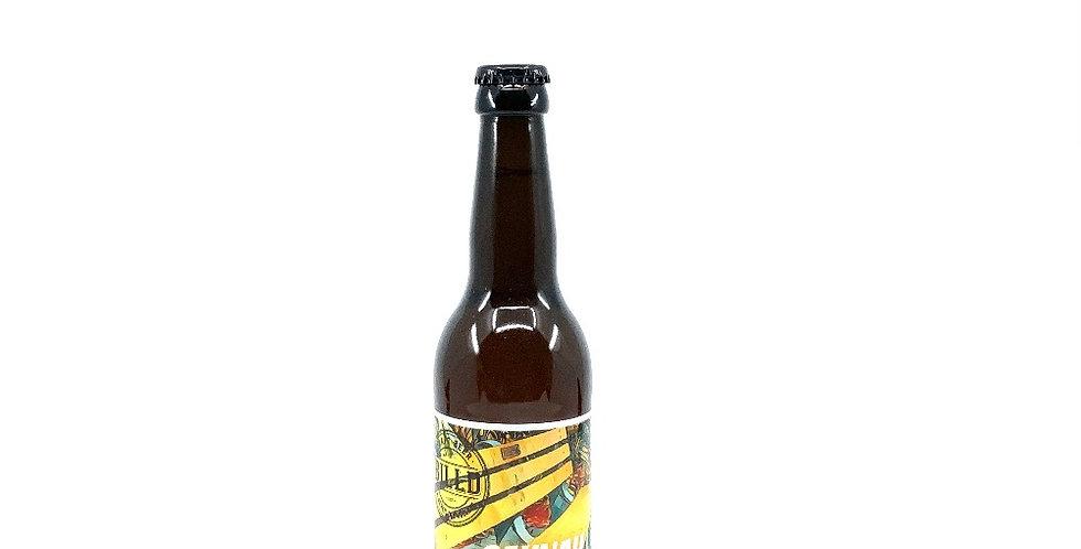 Bière Pale Ale Savnah 33Cl, Billd le Réveil Des Volcans