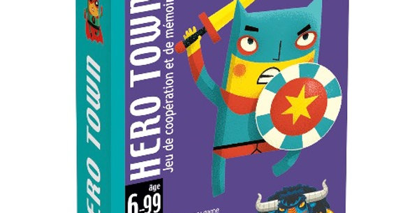 Héro Town, Djeco