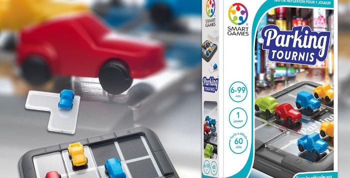 Parking Tournis, Smart Games