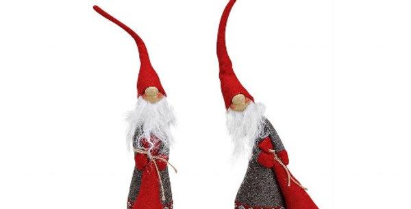 Deco Gnome Rouge/Gris, Würm