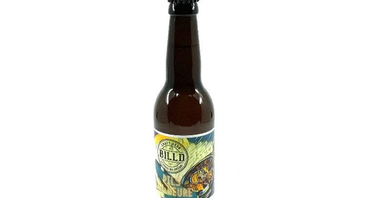 Bière Pils À L'heure 33Cl, Billd Le Réveil Des Volcans