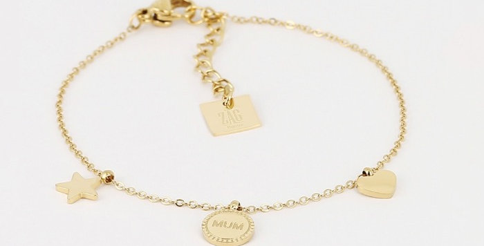 Bracelet Lucky Mum, ZAG