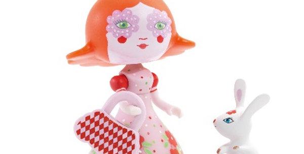 Arty Toys Elodie & White, Djeco