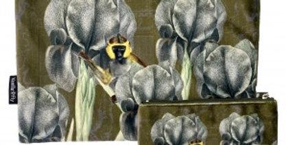 Pochette Velours Singe Iris, Vanilla Fly