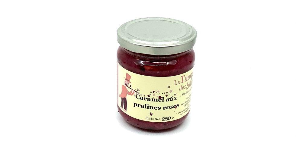 Caramel Aux Pralines Roses 250Gr, Le Tango Des Saveurs