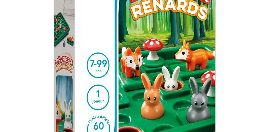 Lièvres Et Renards, Smart Games