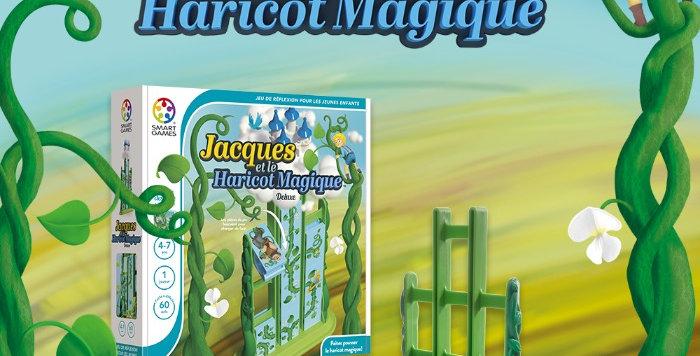 Jacques Et Le Haricot Magique, Smart Games