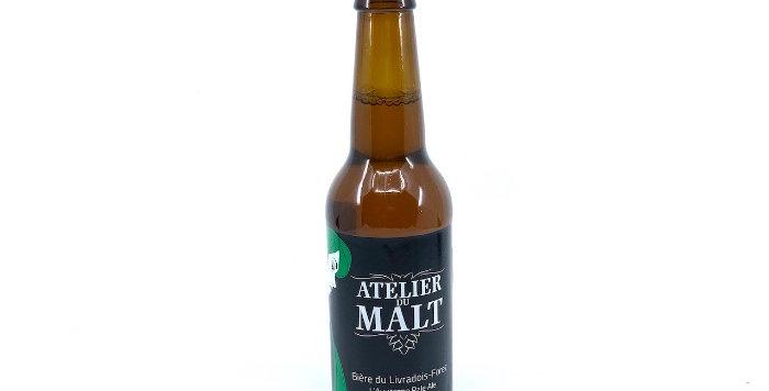 Bière IPA, 33cl, L'Atelier du Malt*2€90