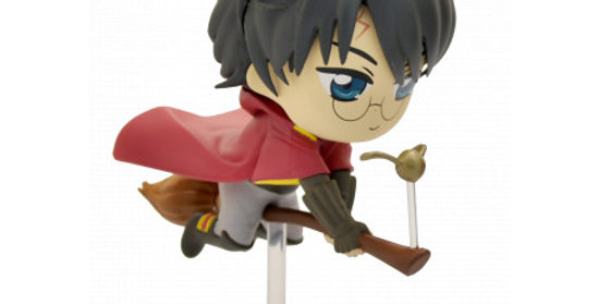 Figurine Harry Potter Quidditch, Plastoy