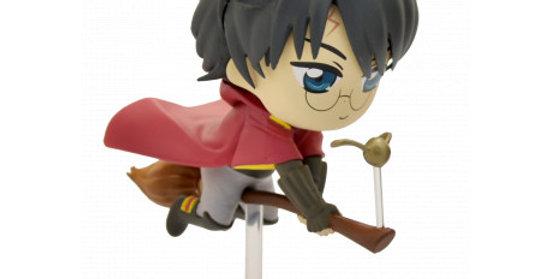 Figurine Harry Potter Quidditch, Plastoy