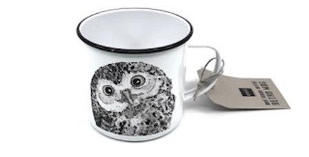 Mug Owl, Métal, PPD