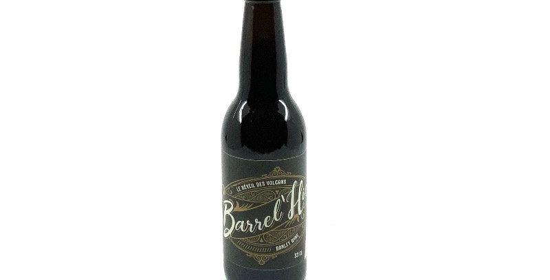 Bière Barrel Hic 33Cl, Billd Le Réveil Des Volcans