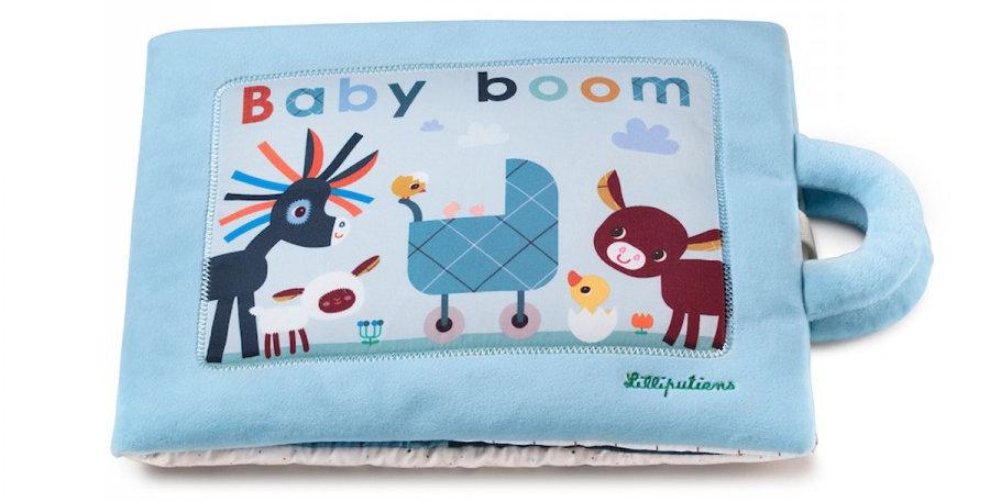 Livre Baby Boom, lilliputiens