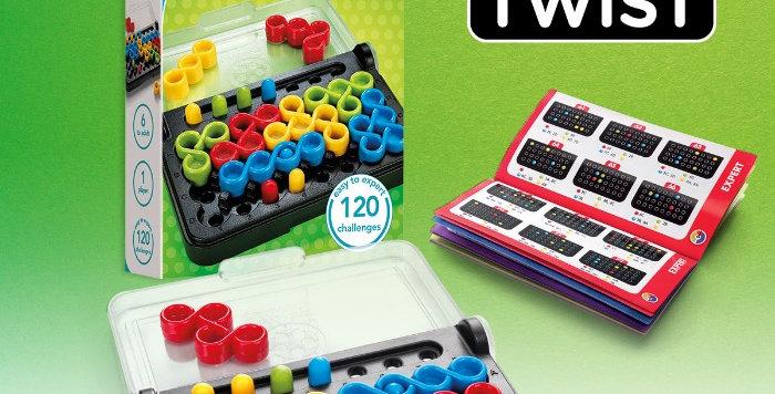 IQ-Twist, Smart Games