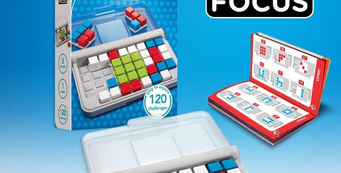 IQ-Focus, Smart Games