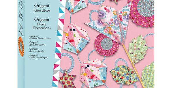Origami Jolies Déco, Ateliers du Calme, Janod