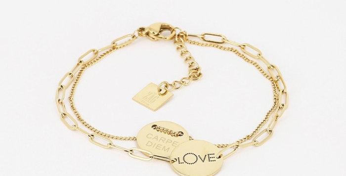Bracelet Charm Love, ZAG