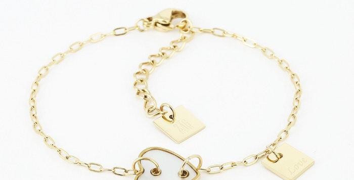Bracelet Cuore, ZAG