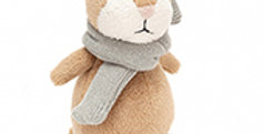 Happy Nutmeg Hamster Mini, Jellycat