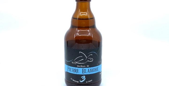 Pierre Blanche, Bière, 3, Les Brasseurs du Sornin.2€90