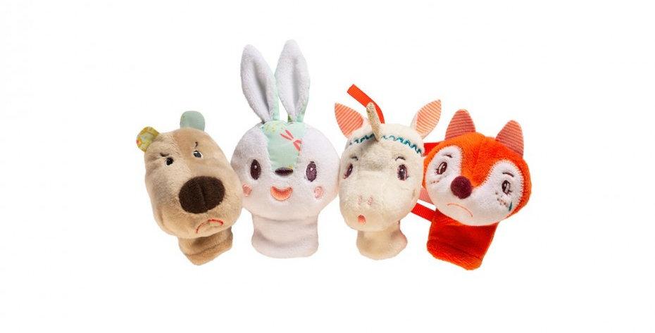 Marionnettes à Doigts, Forest, Lilliputiens