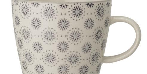 Mug Elsa Grey D9.5 H8, Bloomingville