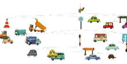 Mobile Trafic, Djeco