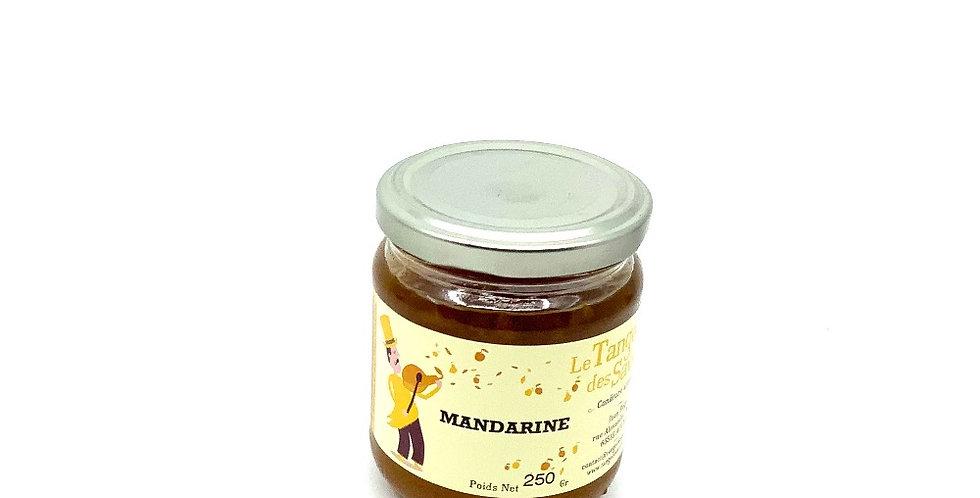 Confiture  Mandarine 250Gr, Le Tango Des Saveurs