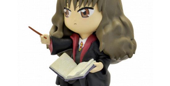 Figurine Hermione Granger Étudiant Un sort, Plastoy