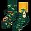 Thumbnail: Chaussettes Dépareillées Dinosaurs, Many Mornings