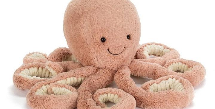 Odell Octopus Little, Jellycat