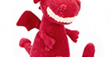 Toothy Dragon, Jellycat