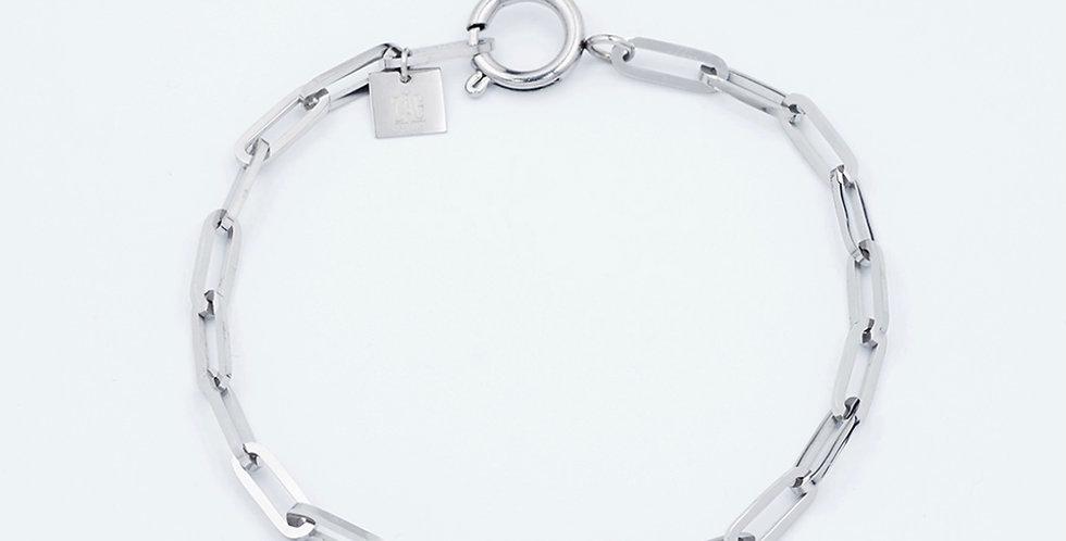 Bracelet Ando Acier, Zag