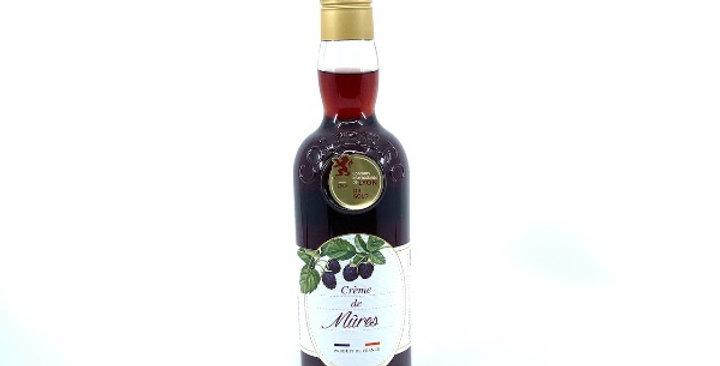 Crème de Mûres, 50cl, Distillerie Couderc/15€90