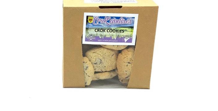 Crok Cookies 170Gr, Crok'andises