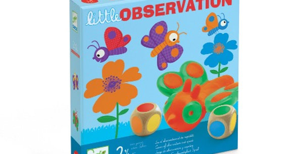 Little, Jeu d'Observation, Djeco