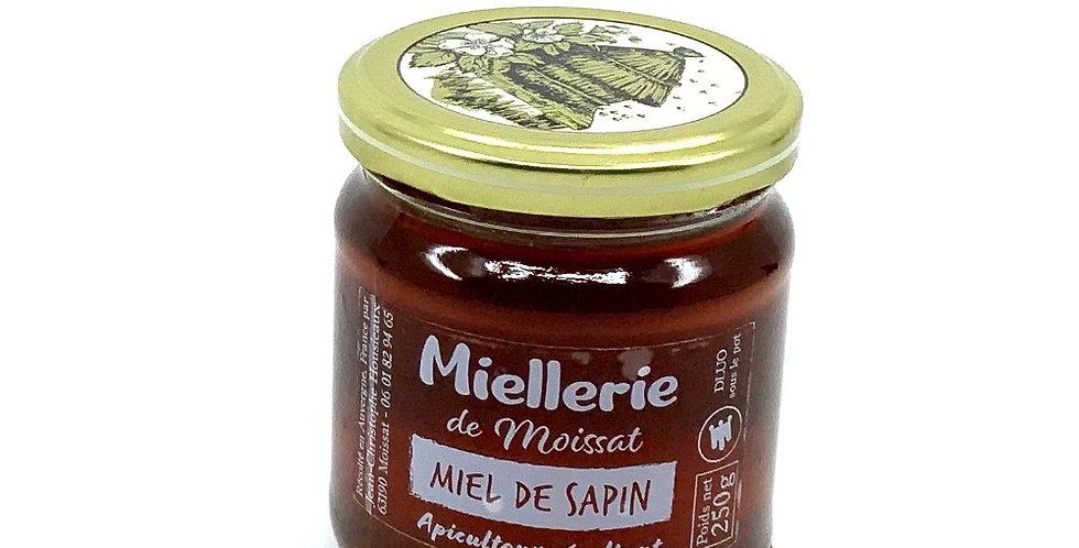 Miel De Sapin 250Gr, Miellerie De Moissat