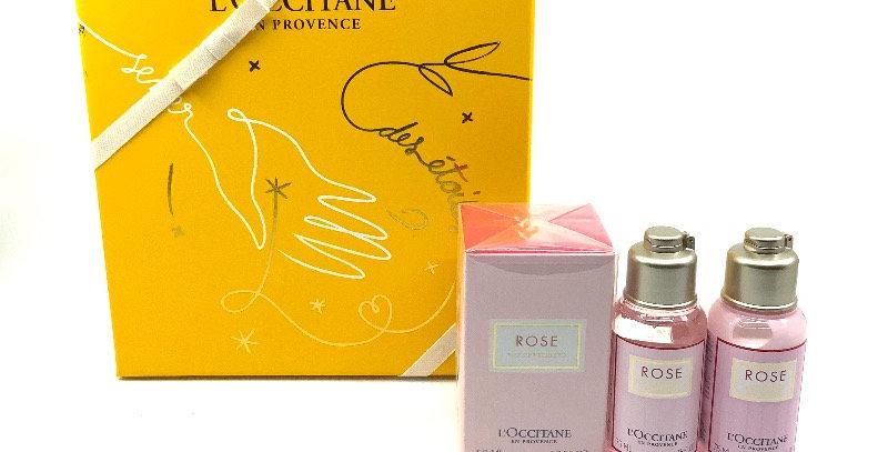 Coffret Parfum Rose, L'Occitane En Provence