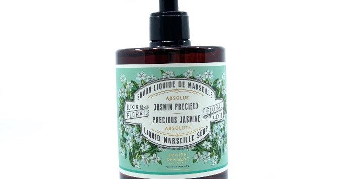 Savon Liquide 500ml, Jasmin Précieux, Panier des Sens
