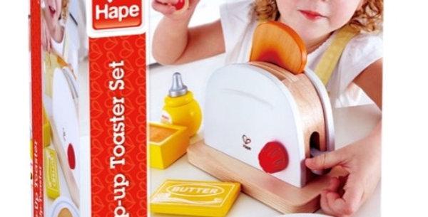 Toaster, Hape, Bois