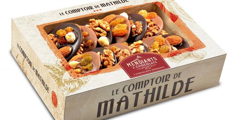 Coffret Mendiants, Comptoir De Mathilde