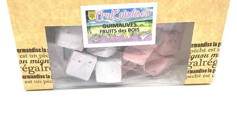 Guimauves Fruits Des Bois 200Gr, Crok'andises