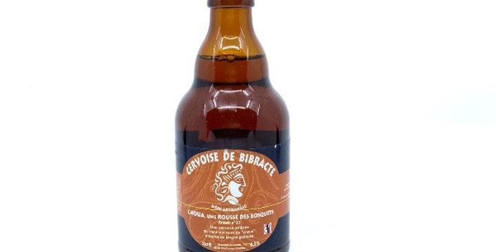 Cnoua, Bière Rousse des Bosquets, Les Brasseurs du Sornin