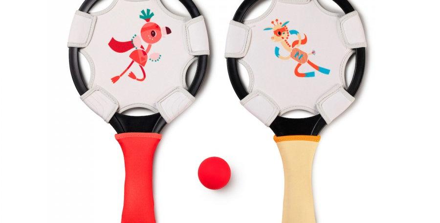 Anais Mon Premier Set De Tennis, Lilliputiens