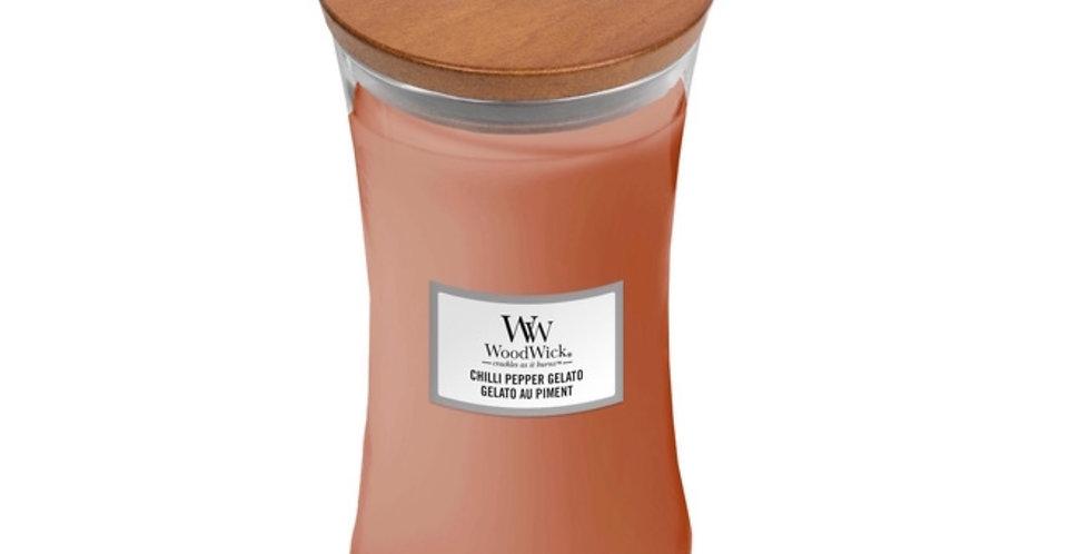 Bougie GM Gelato Piment, Woodwick